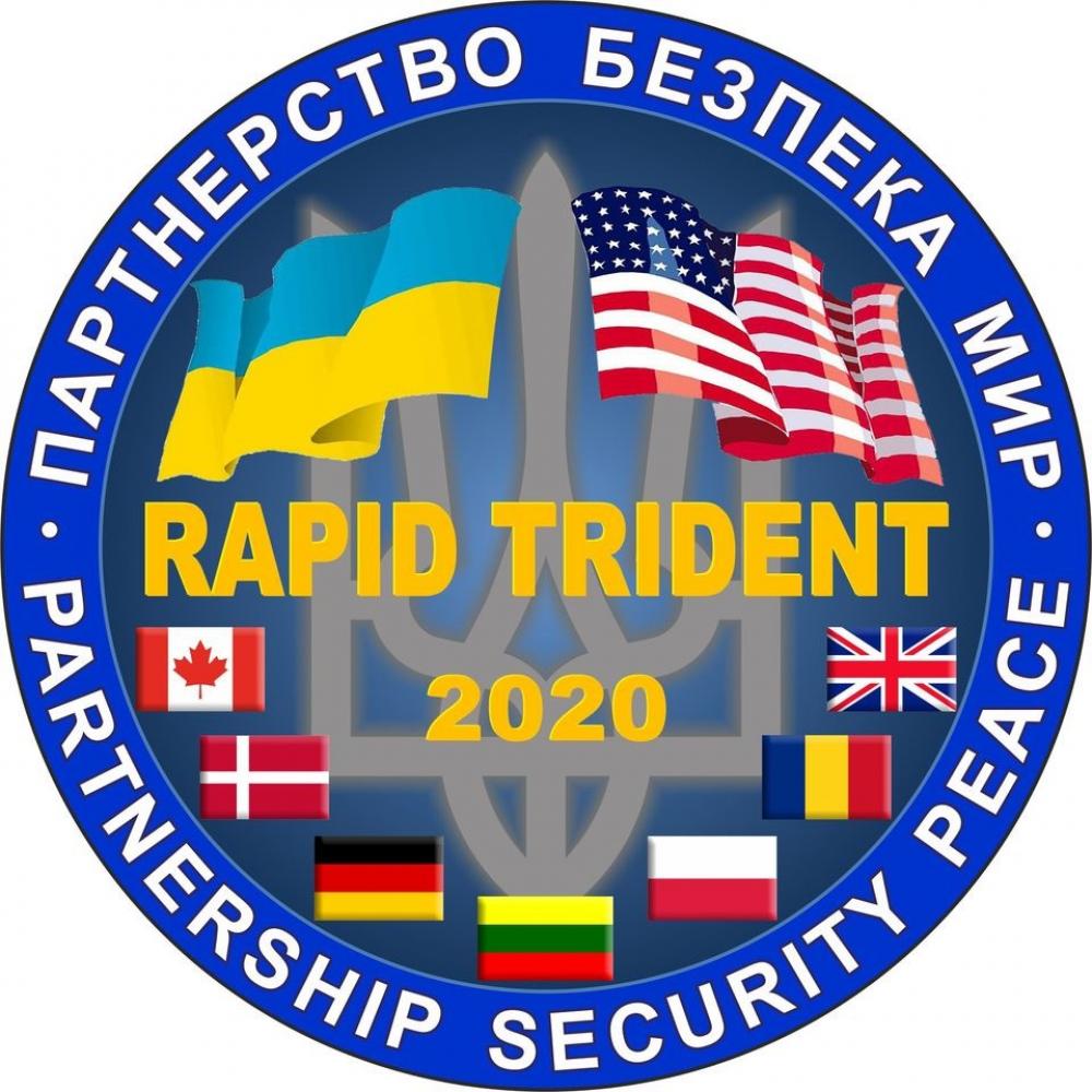 На Львівщині починаються військові навчання «Репід Трайдент-2020»