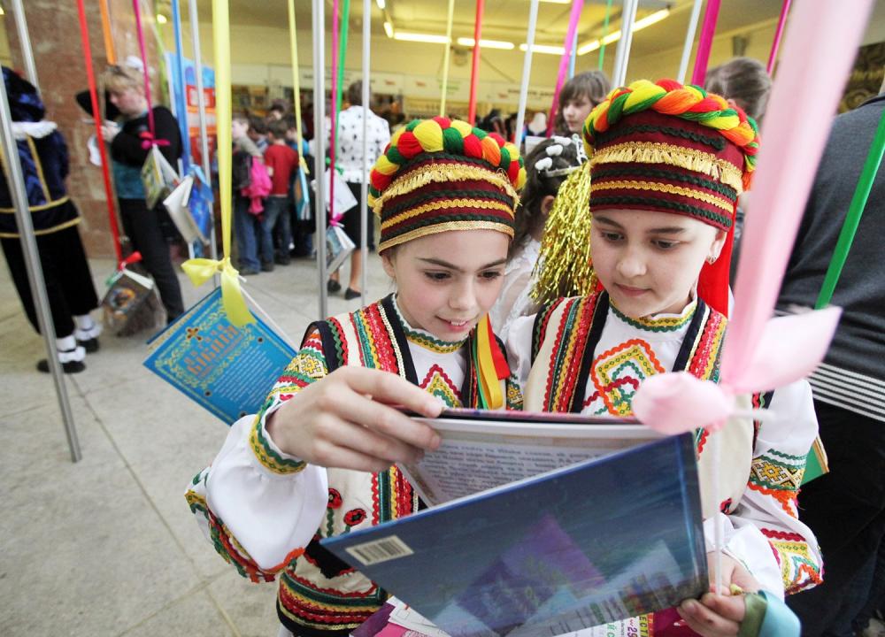 У Львові відбудеться Дитячий форум – Фестиваль «Книгоманія»