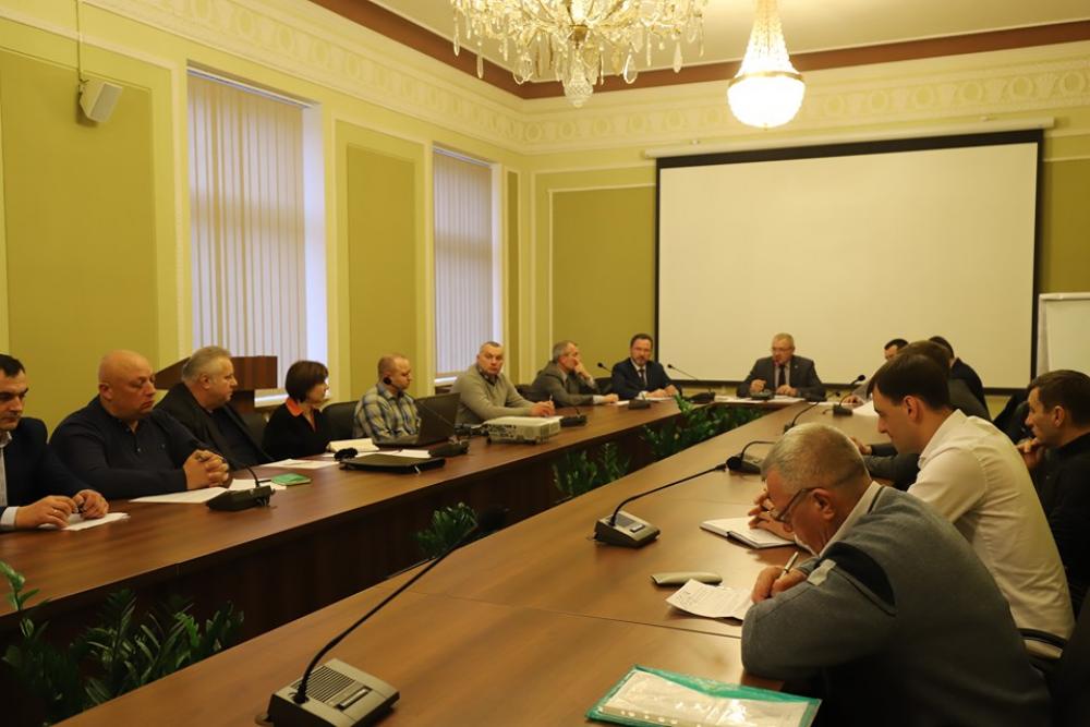 У Львівській облраді обговорили методику розрахунку плати за користування мисливськими угіддями на території Львівської області