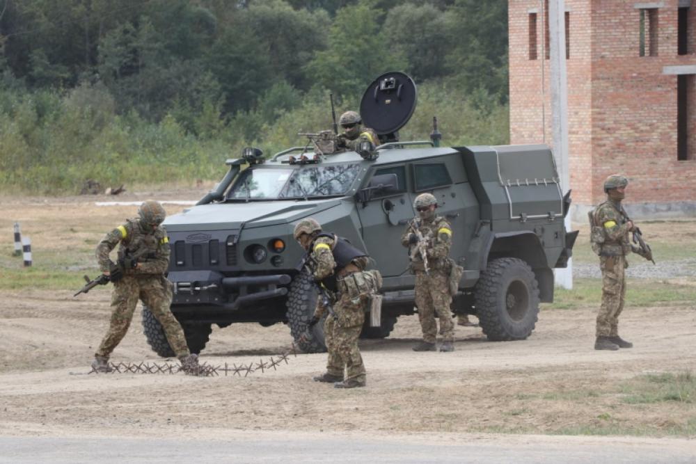 Завершуються українсько-американські командно-штабні навчання «Репід Трайдент – 2020»