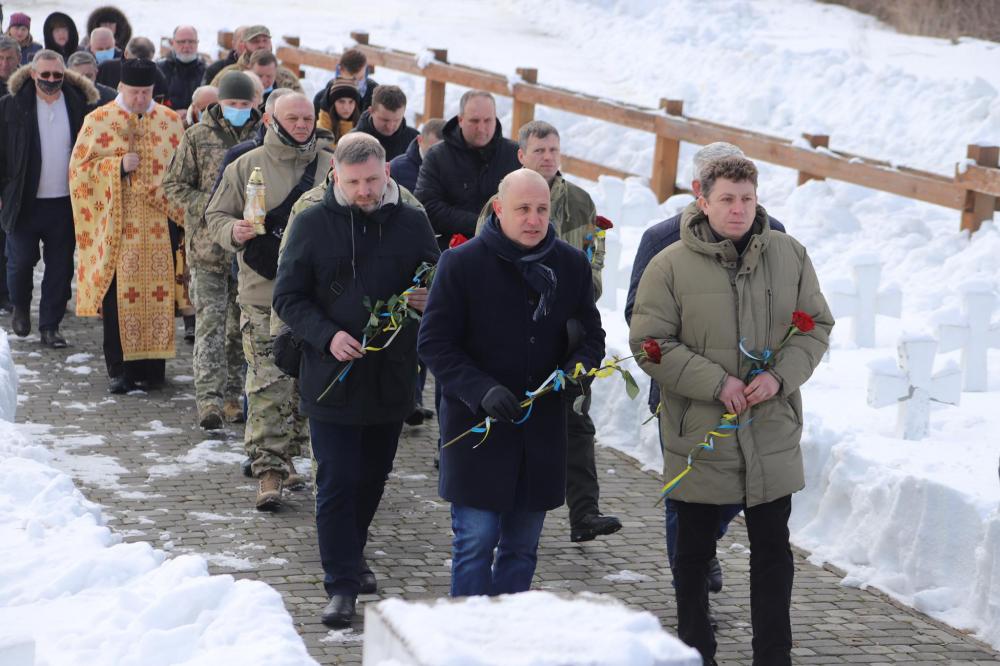 На Верецькому перевалі віддали шану січовикам Карпатської України